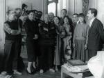 cannes villa la californie compleanno picasso 25 ottobre 1956 - quinn